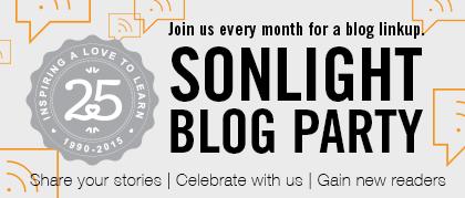 Sonlight Blog Party