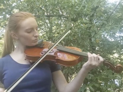 Sarah Zelasky-fiddle