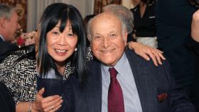 Phyllis Kanki and Maurice Templesman