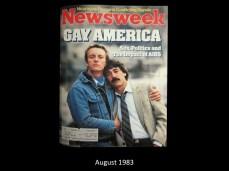Newsweek Cover August 1983
