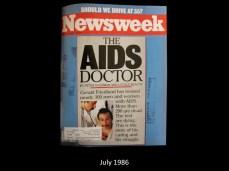 Newsweek Cover July 1986