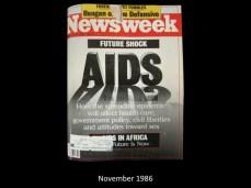 Newsweek Cover November 1986