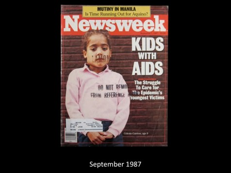 Newsweek Cover September 1987
