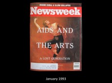 Newsweek Cover January 1993