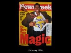 Newsweek Cover February 1996