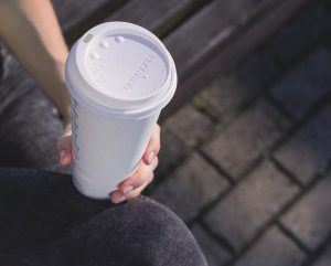 to-go coffee cup