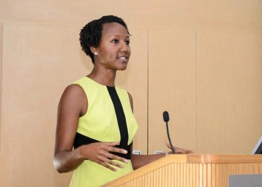 Duke University's Sherilynn Black