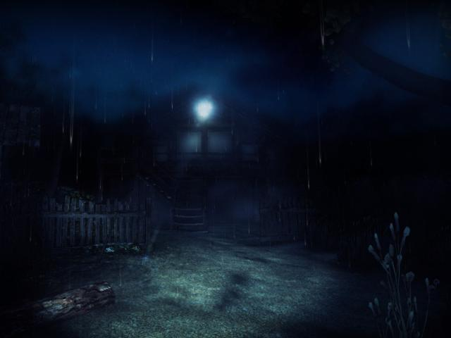 Blood Manor Lights Out