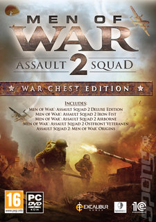 Men of War: Assault Squad 2: War Chest Edition (PC)
