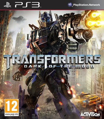 Transformers Dark of the Moon – PS3