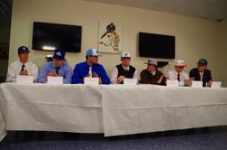 2013 Long Island NLI signees