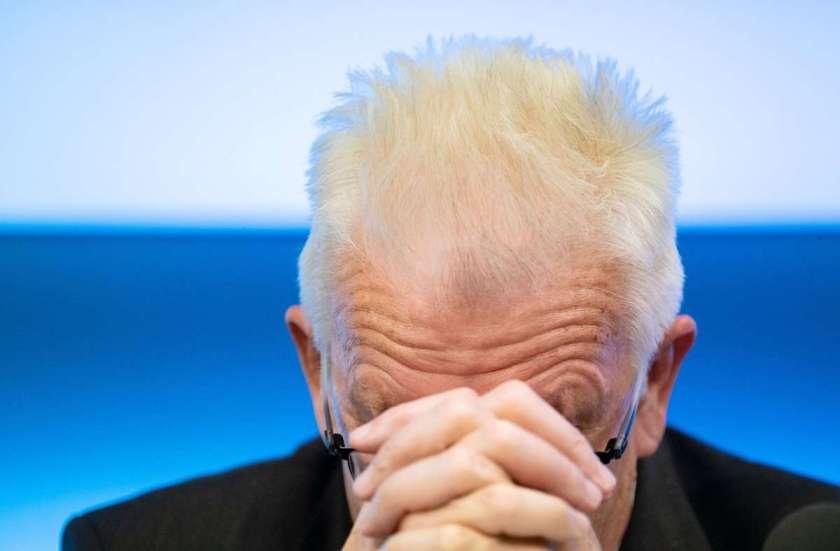 """Winfried Kretschmann – die """"Klimaliste"""" macht ihm Kopfzerbrechen. Foto: dpa/Marijan Murat"""