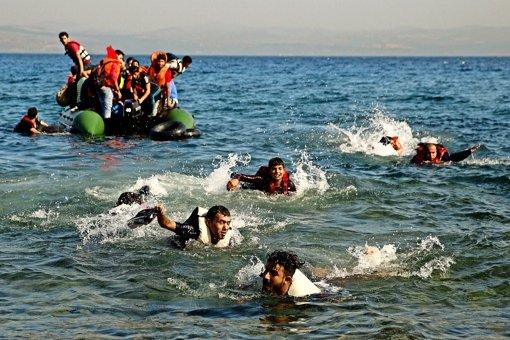 Bildergebnis für Ertrunkene Flüchtlinge mittelmeer
