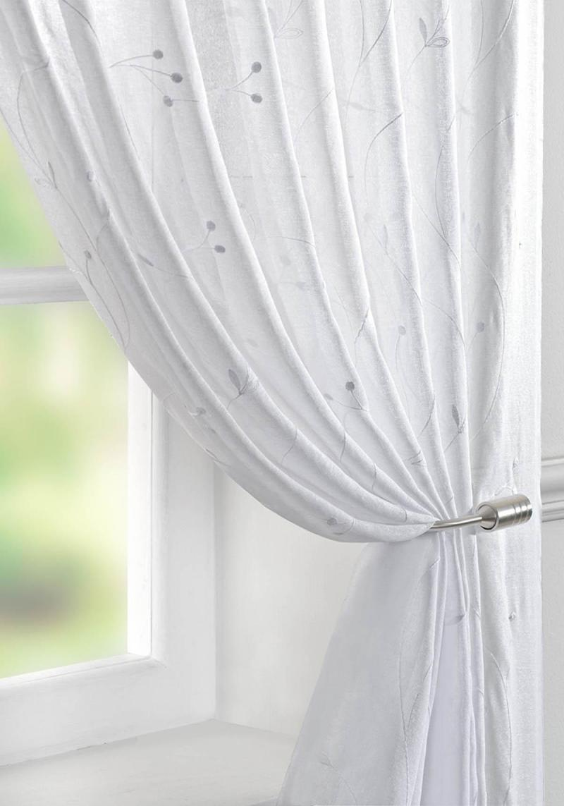 Cotton voile curtains uk for Voile fabric