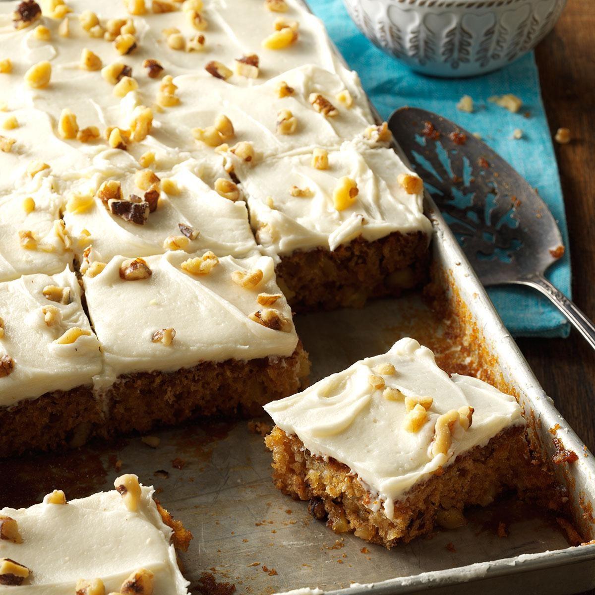 Pineapple Sheet Cake Recipe