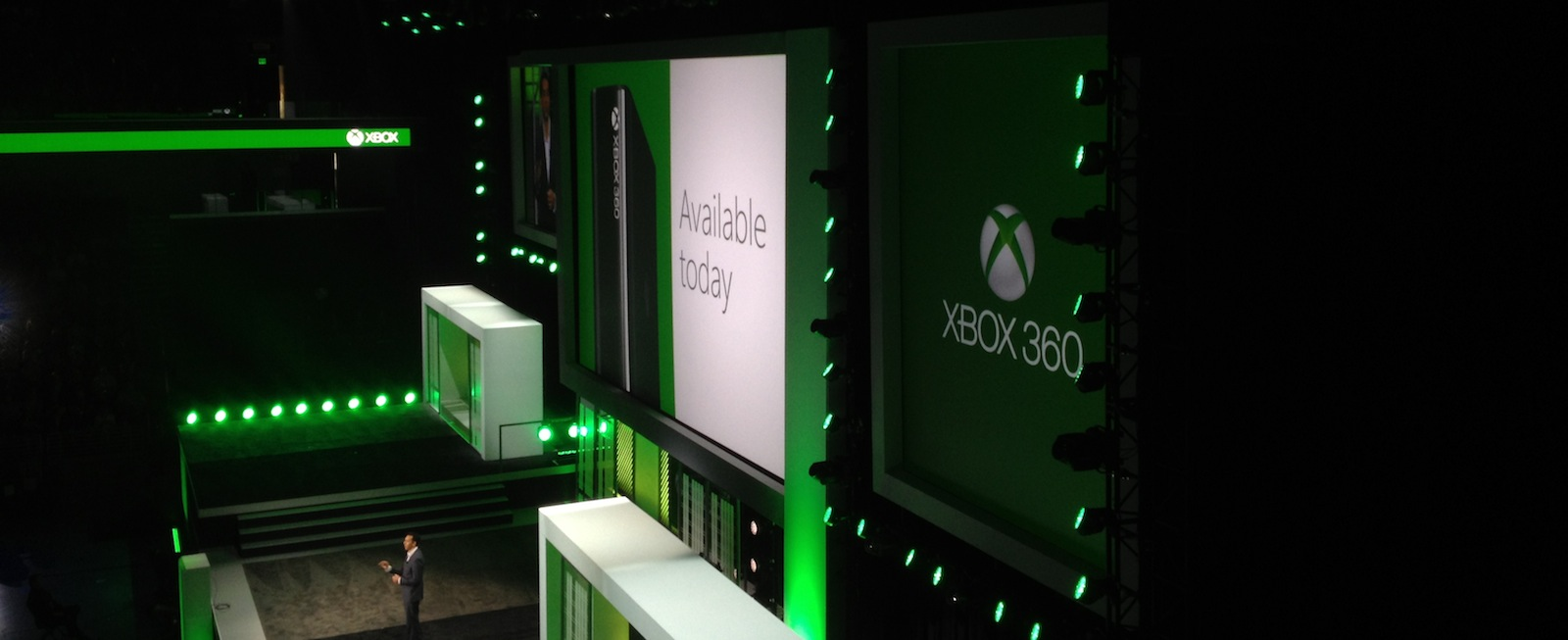 Microsoft Announces New Xbox 360 Console Based On Xbox One