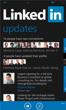 lin 220x366 Windows Phone apps: The state of play