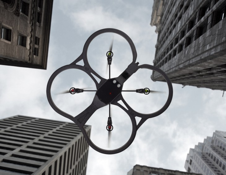ParrotARDrone 730x567 How to use personal drones legally: A beginners guide