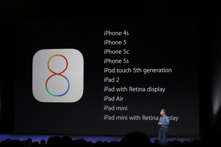 Apple Oct 2014 1991 730x486 Everything Apple announced at its September 2014 keynote