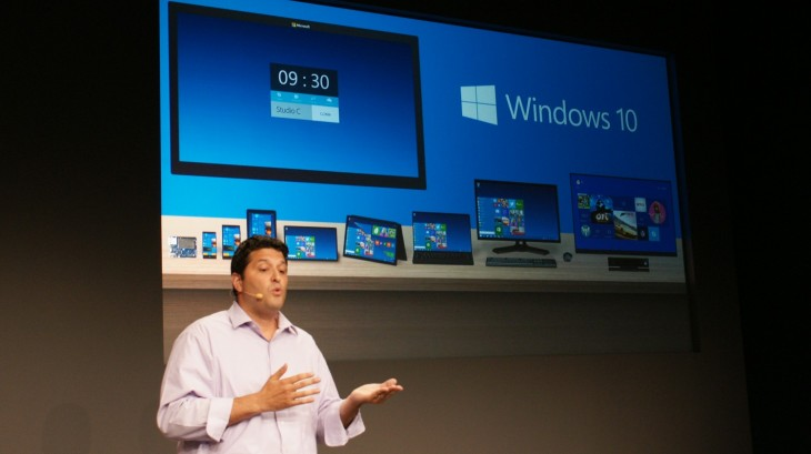 Microsoft 2014 11 730x409 Microsoft announces Windows 10, promises mid 2015 release and Windows Insider Program tomorrow