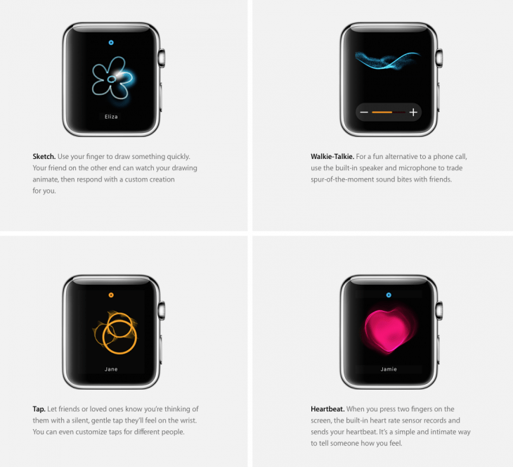 Screen Shot 2014 09 10 at 11.26.39 730x664 The Apple Watch will be the most viral Apple product ever