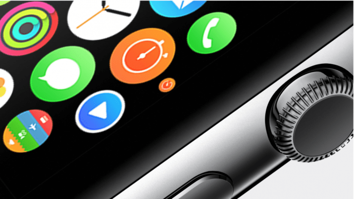apple watch dial 730x412 Everything Apple announced at its September 2014 keynote