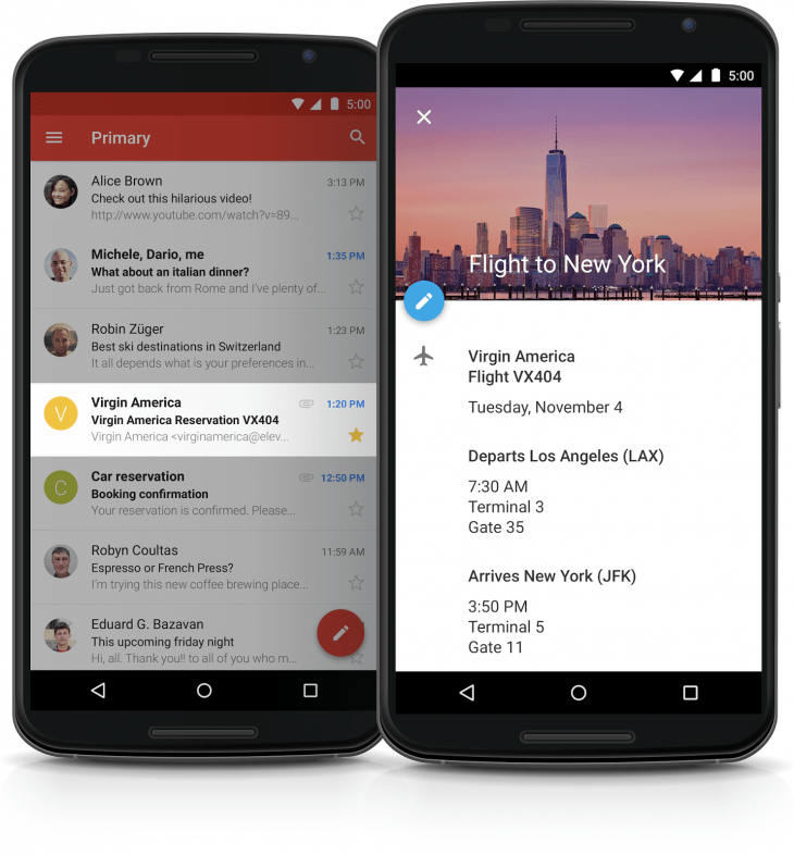 01 Comp 2 1 730x787 Google releases redesigned, smarter Android Calendar and Gmail apps