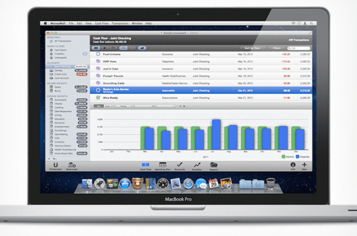 MoneyWell 520x344 Mac app deals roundup: Save big on apps for Wi Fi optimization, personal finance tracking and more!