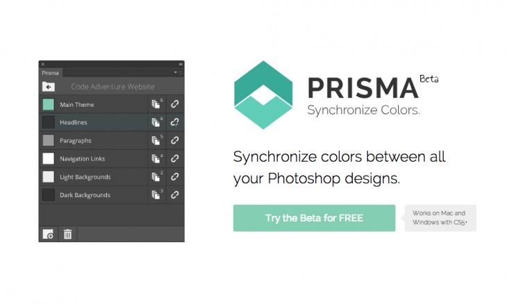 prisma 730x438 40 free resources every designer should know