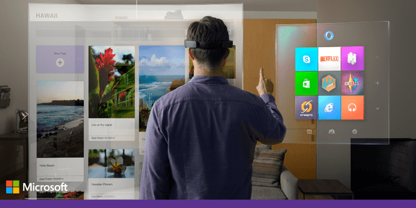 windows hologram Everything Microsoft announced at its Windows 10 event in one handy list