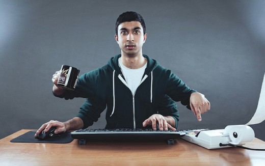 multitasking 520x326 Why multitasking is bad for our brains