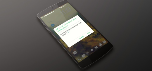 Evernote Android simple note