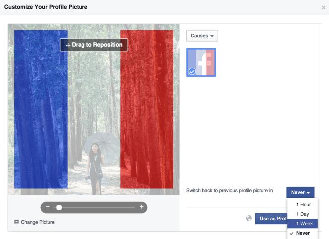 fb france filter