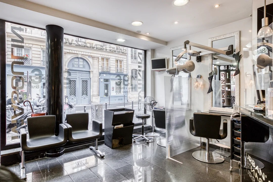 coiffeurs et salons de coiffure a paris