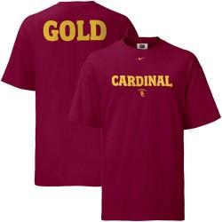 USC Trojans Cardinal & Gold T-shirt