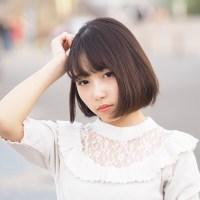 赤松ゆうかさん(2018年10月14日撮影)