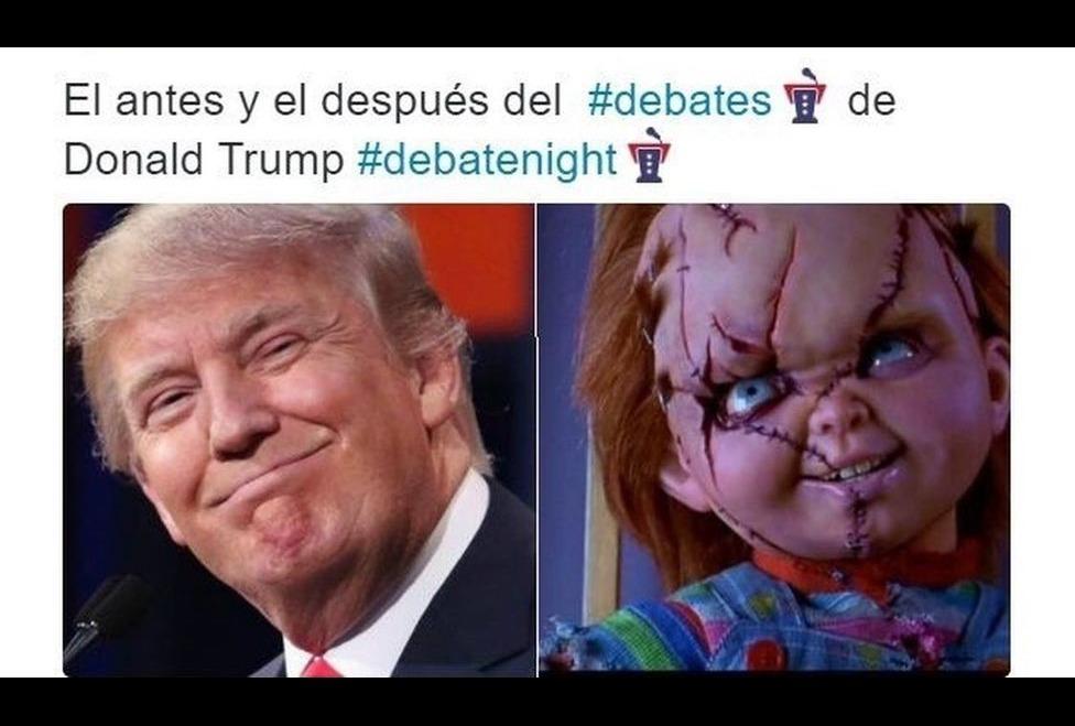 Los mejores memes de Donald Trump