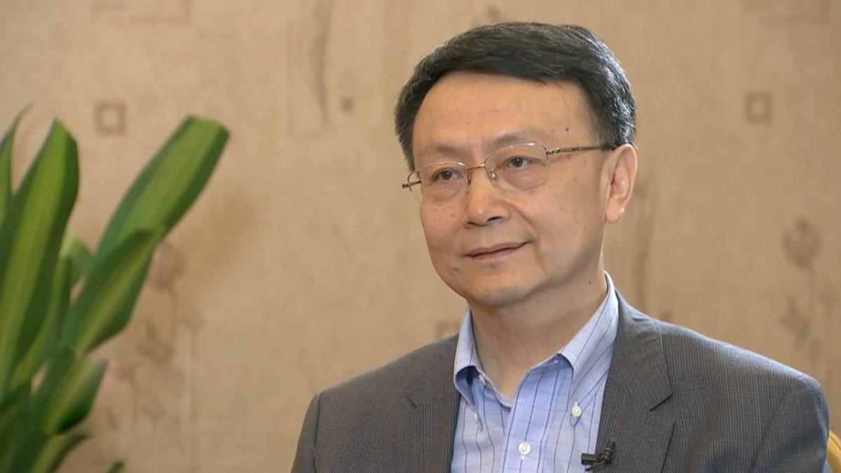 L'esperto Jia Qingguo