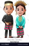 Indonesia Culture Clothes