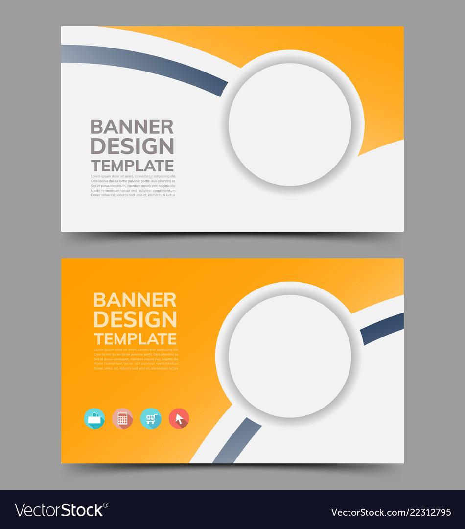 Multipurpose Layout Banner Design