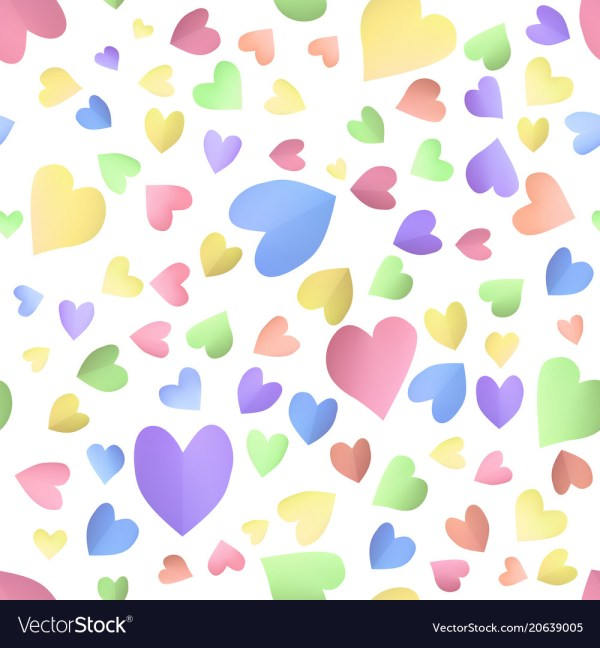 hearts colors # 51