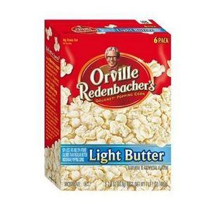 Image result for light butter popcorn