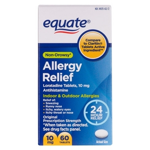 Image Result For Equate Non Drowsy Allergy Relief