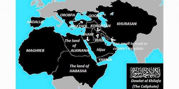 So stellt sich Isis den Gottesstaat vor, wie er bis 2020 realisiert sein soll.