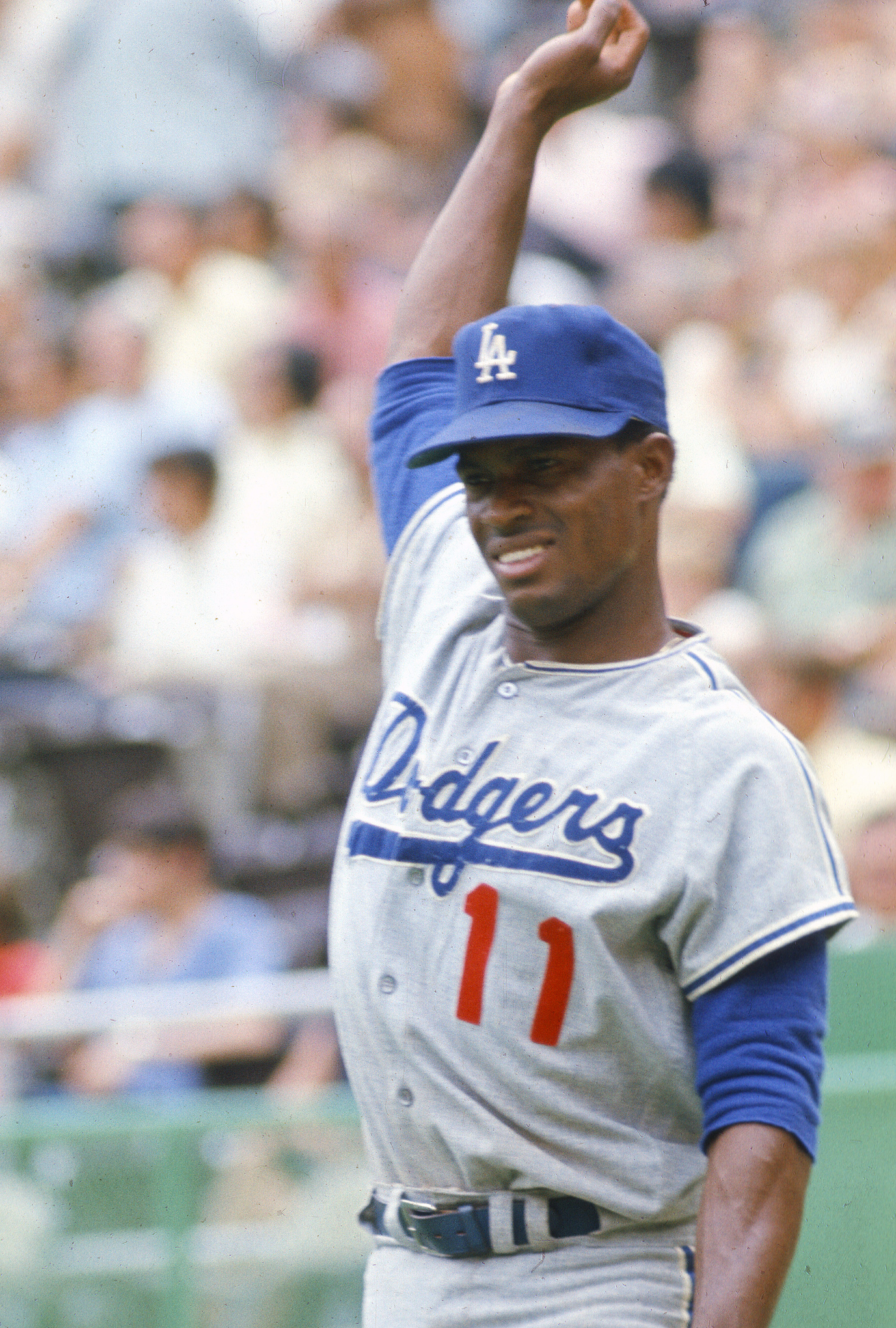 Dodgers Magic Number To Clinch Nl West Down To 11