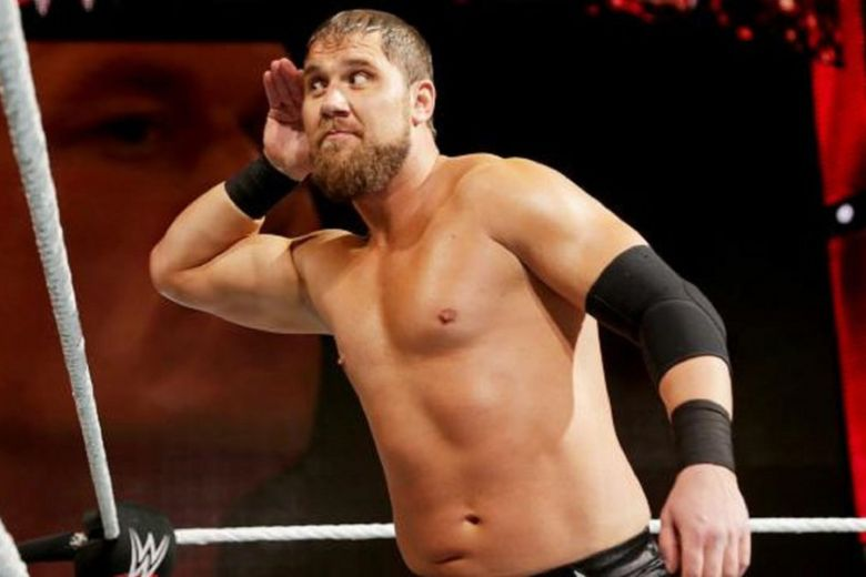 Curtis Axel will be in the Royal Rumble - Cageside Seats