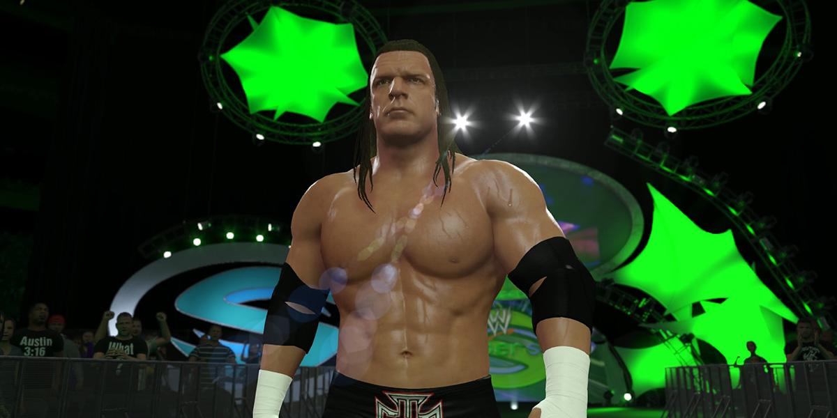 WWE 2K15 Review Poor Pedigree Polygon