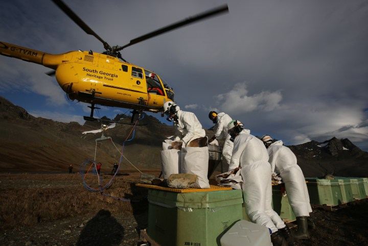 South Georgia Helicopter