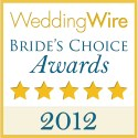 DJ Paul Entertainment, WeddingWire Couples' Choice Award Winner 2012