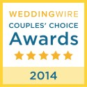 Islander Weddings, WeddingWire Couples' Choice Award Winner 2014